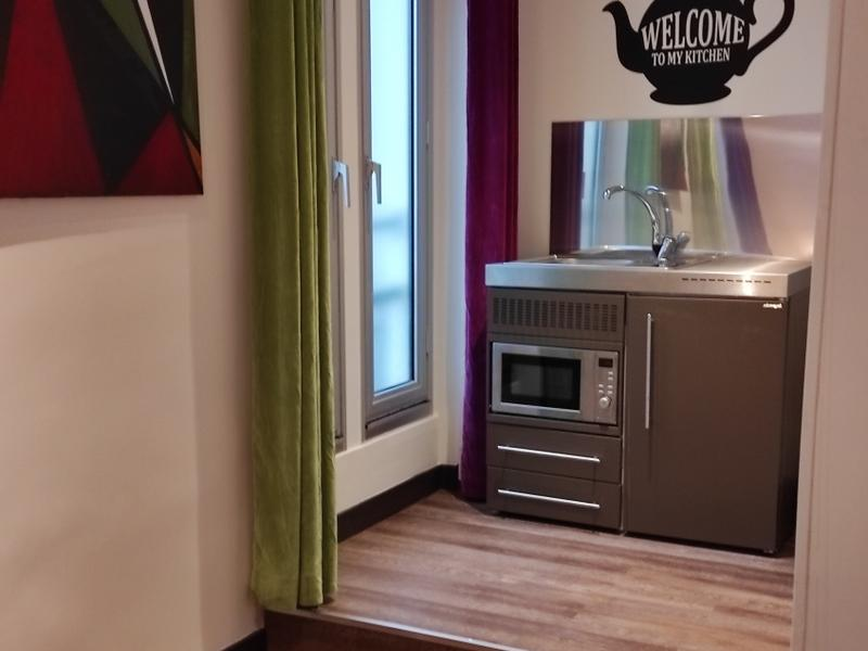 Hôtel Pax Opéra | Paris | NEW ! a suite junior with a Kitchenette is available now, don' t hesitate to reserve it !